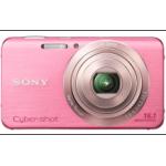SONY Kompaktkamera DSC-W630 pink um 66€ als Saturn Tagesdeal