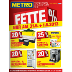 Wochenaktionen bei Metro Österreich