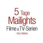 Amazon – 5 Tage Mailights mit vielen reduzierten DVDs, Blu-rays und TV-Serien