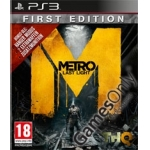 Metro: Last Light [Limited First AT uncut Edition] für 29,99 EUR + VSK bei Gamesonly.at