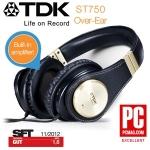 TDK ST750 Over-Ear Kopfhörer um 45,90€ bei iBOOD