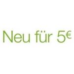 Aktuelle MP3 Neuerscheinungen um 5 Euro