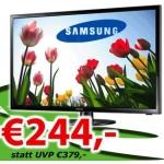 Samsung UE32F4000 32″ LED TV als Weekendknaller bei 08/15 Wien um 244 Euro