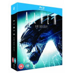 Alien Anthology – 4 Blurays um ca. 10 Euro bei Amazon.co.uk