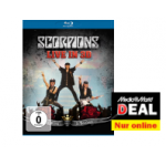 The Scorpions Get Your Sting And Blackout Live 2011 (3D Bluray) um 4€ bei Media Markt