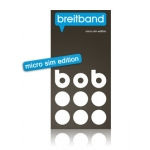 BOB Micro SIM 1GB Starterpaket um 5€ bei Media Markt