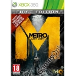 Metro: Last Light [Limited First AT uncut Edition] inkl. Bonus DLC (Xbox360) + VSK