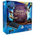 PS3 Super Slim 12 GB Wonderbook Bundle bei MediaMarkt für 177,-