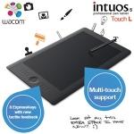 Wacom Intuos 5 Touch L Grafiktablet um 305,90€ bei iBOOD