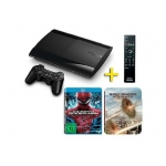 Playstation 3 Super Slim 12GB + 2 Blu-rays + Fernbedienung für 177 Euro bei MediaMarkt / Saturn