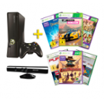 Top: Xbox 360 4GB + Kinect + 7 Spiele um 155 Euro im Saturn Tagesdeal