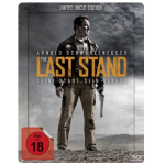 The Last Stand Blu-ray Steelbook um 14,99 Euro bei Müller