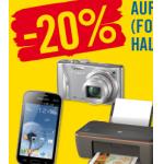 Niedermeyer: Abverkaufsaktionen ab Montag (z.B.: 20% auf die gesamte Hardware)
