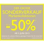 Modehaus Hämmerle : -50% auf augewählte Markenkollektionen