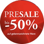 Palmers: Presale bis -50%
