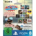 PS Vita Megapack 1: 8GB Speicherkarte + 10 Spiele für die Vita um 39,90€ vorbestellen