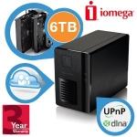 Iomega StorCenter ix2 Network Storage mit 6TB um 308,90€ statt 497€ bei iBOOD