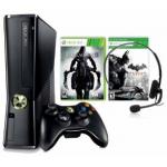 XBOX 360 Sparpaket (250GB + 2 Controller + Fifa 13 + Batman Arkham City + Darksiders 2) um 222 Euro