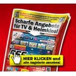 MediaMarkt Aktionsflyer (z.B. Sony KDL 47 W805 inkl. Sony Xperia L um 1111€)