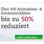 Thalia: über 300 Animationsfilme (inkl. Disney & Pixar) um bis zu -50%