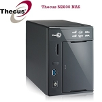 Thecus N2800 NAS (ohne HDDs) um 278,90€ bei iBOOD