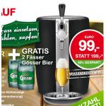 Interspar Superkauf: Rowenta Beer Tender B80 VB2008 um 99€ inkl. 2 Fässer Bier