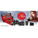 MediaMarkt.at Canon Cashback-Aktion (MediaMarkt Geschenkkarte bis zu 300€)