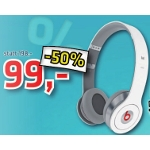 Haas: Beats Solo HD White On Ear Kopfhörer um 99 Euro