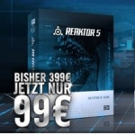 Native Instruments: Reaktor 5 um 99 Euro