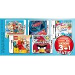 3+1 Gratis für Nintendo DS & 3DS Games bei Libro