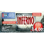 Inferno Hörbuch 14,00 statt 26,00 im LIBRO Online Shop