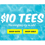 Sale bei Threadless: 10$ pro T-Shirt