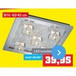 Möbelix Online Superschnäppchen: Lampendeals je 39,95 Euro & versandkostenfrei