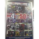 Saturn SCS: 4 Games (z.B.: Fifa 13) um 50 Euro / 3 Blu-rays (z.B.: Der Hobbit, Prometheus) um 25 Euro