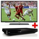 Amazon: Grundig 47 VLE 973 BL + Bluray Player um 599