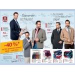 SAHM / Romeo+Julia Herrenmode: -40%* Rabatt auf den gesamten Einkauf