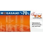 TEXHAGES Megasale bis zu -70%