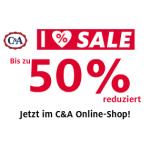 C&A: Summer Sale bis -50% im Onlineshop & Filialen