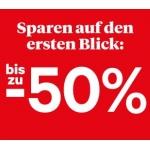 Interio: Abverkauf bis -50%
