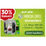 ToysRus: -30% Rabatt auf alle XBOX360 Konsolen im Onlineshop und den Filialen