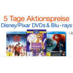 Disney/Pixar auf Blu-ray ab 8,97 Euro / 3D-Blu-ray ab 14,97 Euro / US-Serien- Hits ab 8,97 Euro