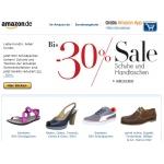 Amazon: bis -30% SSV auf Schuhe und Handtaschen der aktuellen Sommerkollektion