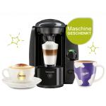 Neue Tassimo-Maschine praktisch geschenkt beim Kauf von Kapseln im Wert von 75 Euro