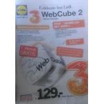 3Webcube 2 um 129 € bei Lidl