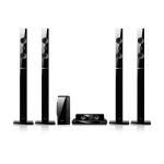 Amazon Blitzangebot bis 23:45: Samsung HT-E5550 5.1 3D-Blu-ray-Heimkinosystem um 279 Euro