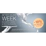 -10% After Work Week im Donauplex