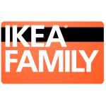 IKEA: -10% Rabatt auf alles zum Mitnehmen od. – 15% Rabatt auf alle Produkte die in eine IKEA Einkaufstasche passen (nur für IKEA Family Mitglieder)