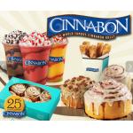 Daily Deal: 15€ Cinnabon Wertgutschein für 7,50€