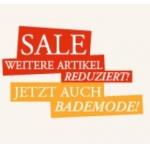 Palmers: erweiterter Sale bis -50% + Bademode