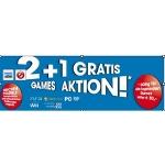 Libro: 2+1 Game Aktion